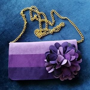 Shiraleah Lavender Clutch